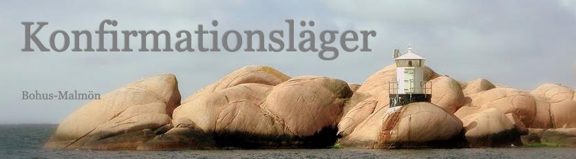 Bohus Malmön Konfirmationsläger